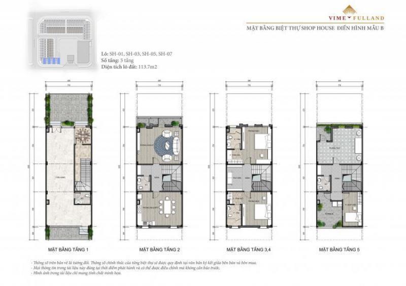 Bán 66 căn shophouse B4 Nguyễn Chánh chỉ từ 150/m2
