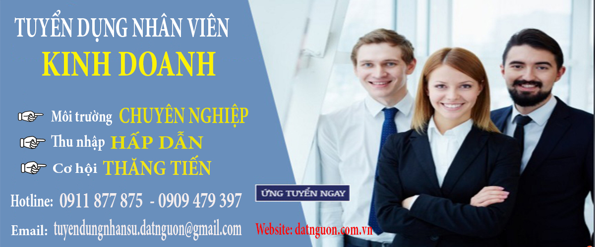Tuyển dụng Đất Nguồn
