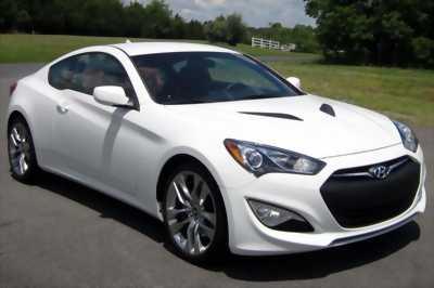 Hyundai Genesis Coupe vin 2012 Hàng mới hiếm có