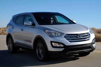 Hyundai Santa Fe vin 2013 nhập Limited máy dầu