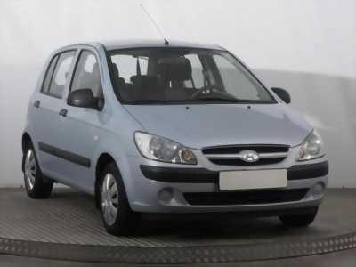 Hyundai Getz 2008 Số sàn nhập khẩu