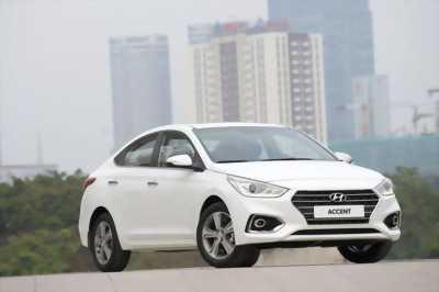 Xe Hyundai Accent 2018 mới giá rẻ