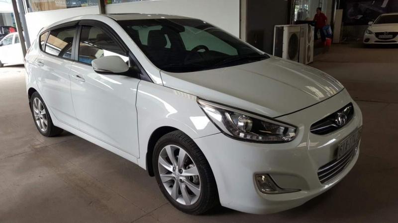 Hyundai Accent 2014 Tự động