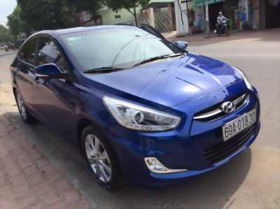 Cần bán Hyundai Accent Blue đời 2015, màu xanh lam, nhập khẩu chính hãng giá hữu nghị