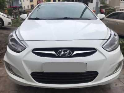 Bán hyundai Accent 2012 màu trắng số sàn xe ít đi rất mới