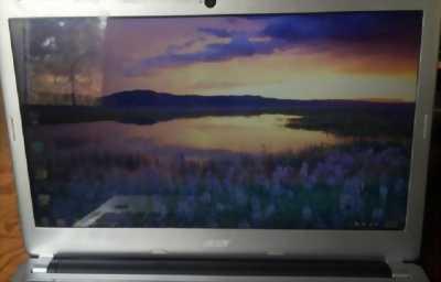 Máy tính xách tay Acer core2, ram 2G, HDD 500 GB