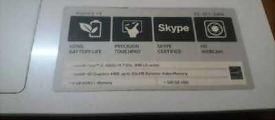 Laptop Acer E5-471 core i3 thế hệ thứ tư