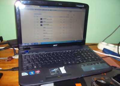 Acer f5-571 i3/4G/500G hỗ trợ trả góp