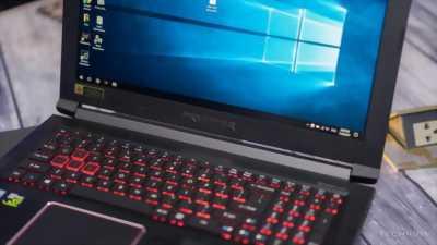 Laptop Acer Predator dòng gaming i7 cực mạnh BH12T quận 10
