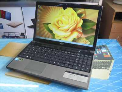 Laptop ACER 14in Core i3-380M, Ram 2G/320G mỏng