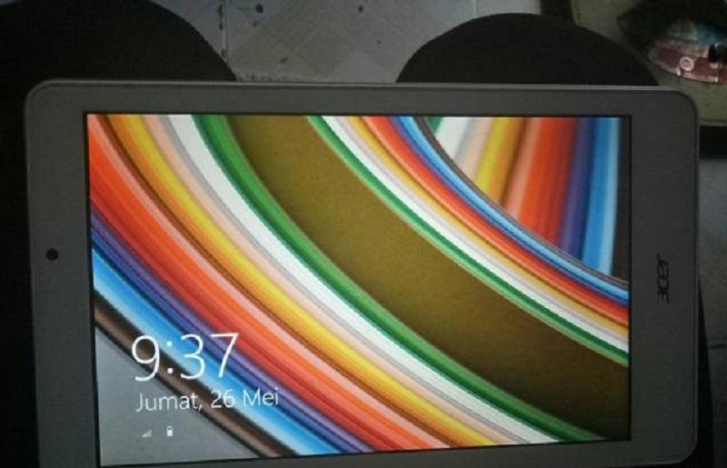 Bán máy tính bảng Acer tab8 w810