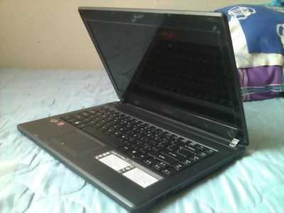Acer Aspire 4739 core i3/ ram 4gb/hdd 320gb