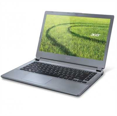 Laptop acer 4754 đen
