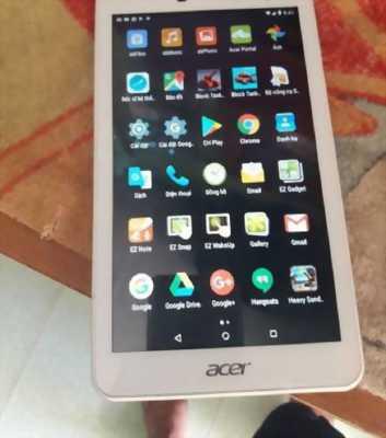 Tablet acer b1 723