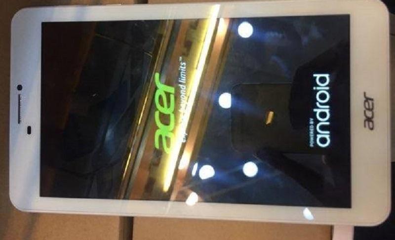Tablet Acer B1 723 màu Gold 99%