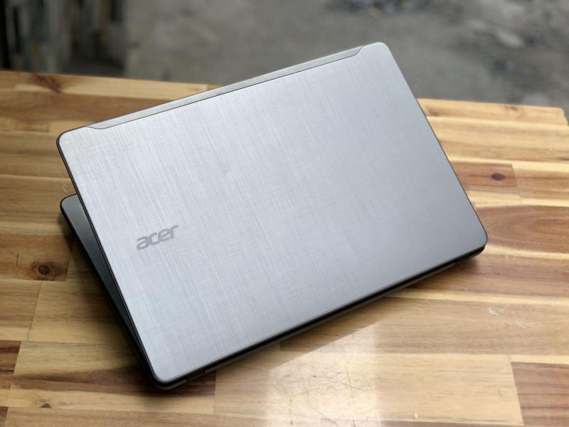 Laptop Acer F5-573G, i5 7200U 4G SSD128+500G Full HD GT940MX đèn phím Full HD Pin 8h Giá rẻ