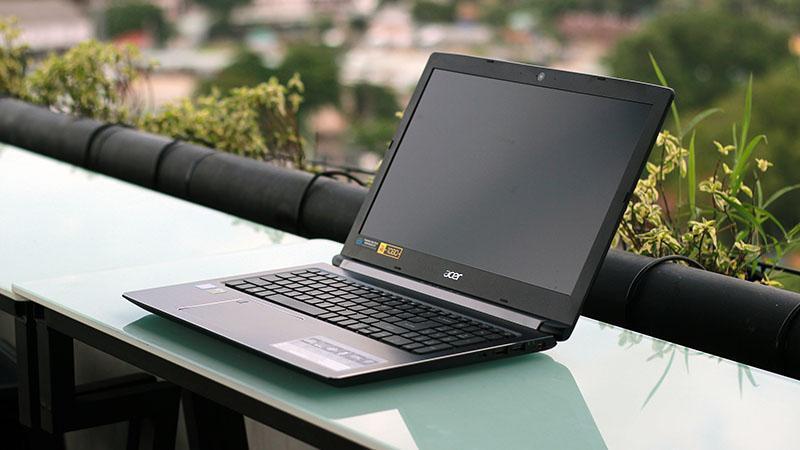 Laptop Gaming Acer A715-72G, i7 8750H 16G SSD256+1T Vga GTX 1050Ti 4G Full HD Đèn phím BH hãng
