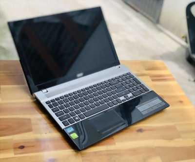 Laptop Acer Aspire V3-571G , i7 3620QM 8G 1000G Vga GT730 2G Đẹp keng zin 100% Giá rẻ