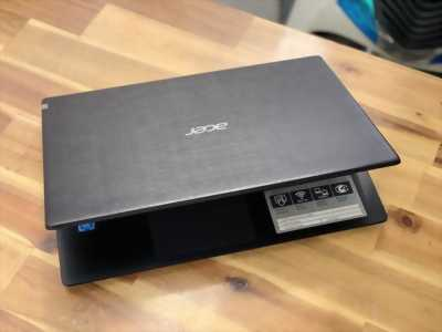 Laptop Acer Ultrabook Aspire A314, N3350 2G SSD128 Pin Khủng Siêu mỏng Đẹp Keng Giá rẻ
