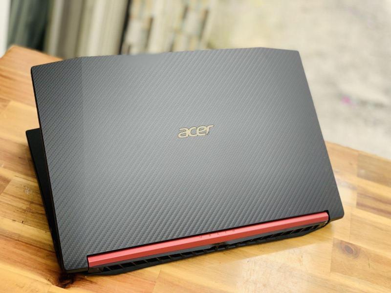 Laptop Gaming Acer Nitro 5 AN515-52, i7 8750HQ 8G SSD128+1000G Vga GTX1050TI 4G Full HD Đèn phím Giá rẻ