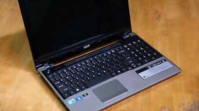 Acer Core i3 2350M ( Đời 2) máy đẹp zin Pin xài 2h