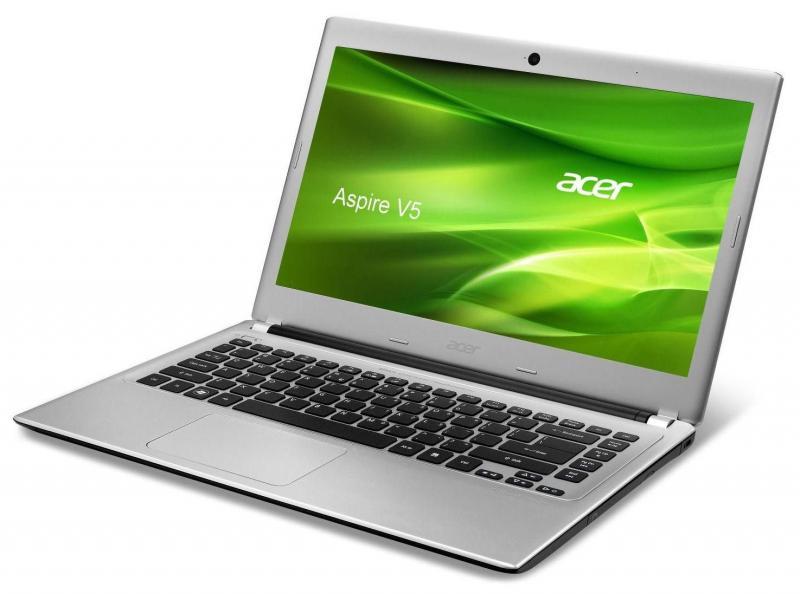 Laptop Acer v5 471(i5, ram 4gb, hdd 500gb)