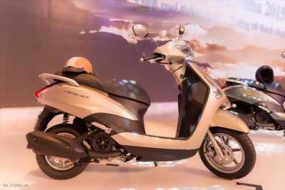 Yamaha Acruzo xe 2016 tỉnh bao ký uỷ quyền