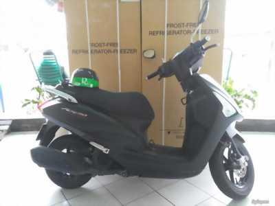 Mình cần bán lại xe Yamaha 2016 màu đen nhám cá tính, phiên bản đặc biệt