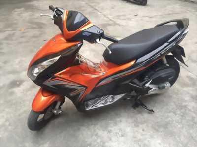 Honda Air Blade 125 màu cam đen 2014 xe remote