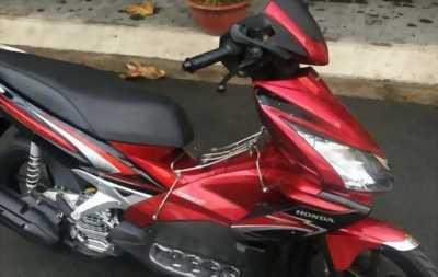 Xe AB Thái đỏ đen đẹp và mới tinh đây