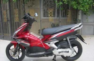 Đang cần bán xe AB Thái Lan màu đỏ đen mới và đẹp