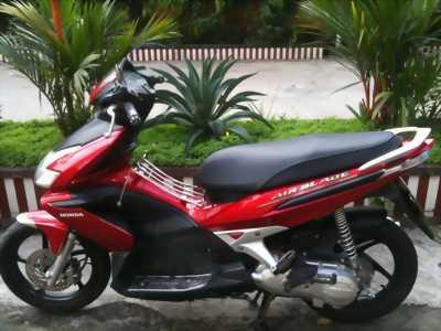 Air Blade 2007 màu đỏ đen, còn mới