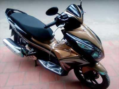 Cần đổi xe nên Bán xe AB 2014 Fi vàng đen biển số Đà Nẵng.