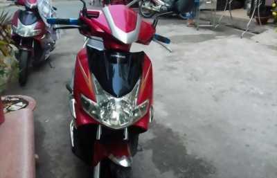 Honda AB màu đỏ đen ít dùng nên bán lại với giá cực mềm