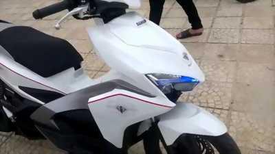 Bán xe Honda Air Blade 2016 trắng
