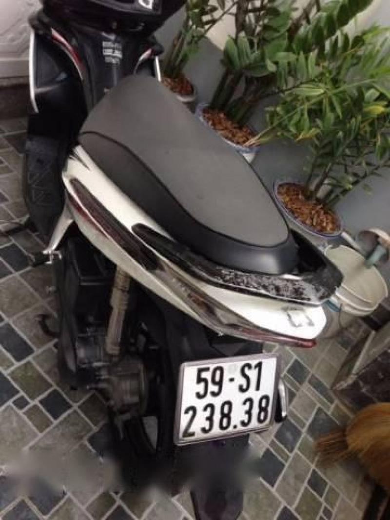 Air blade honda chính chủ màu đen trắng đk 2k9