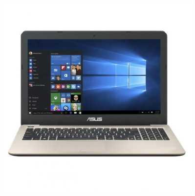 Laptop Asus A556U Gold cấu hình tốt game và đồ hoà good