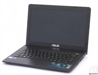 Asus A42F core i3 pin cầm lâu ram 2g hdd 250g 14.1