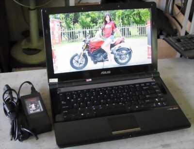 Laptop Asus u80v, Led 14. hàng chất, giá rẻ !!!