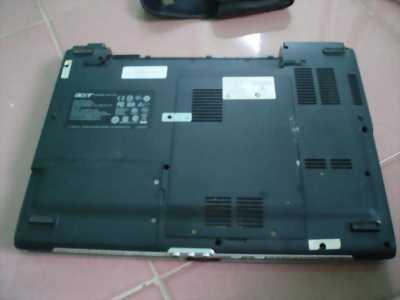 Xác laptop asus k40ij hư nguồn