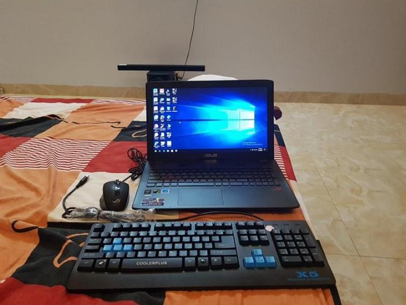 Bán Laptop Asus GL552JX