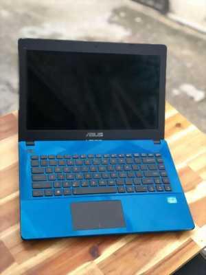 Laptop Asus X451, i3 3217U 4G 500G xanh ngọc bích