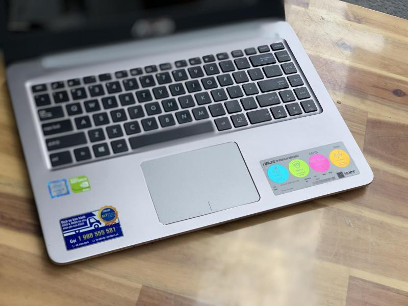 Laptop Asus K401U, i5 6200U 4G SSD128 Vga 940M Full HD Like new zin 100% Giá rẻ