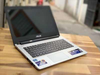 Laptop Asus Ultralbook K46CA, Core i5 3337U 4G 500G Đẹp zin 100% giá rẻ