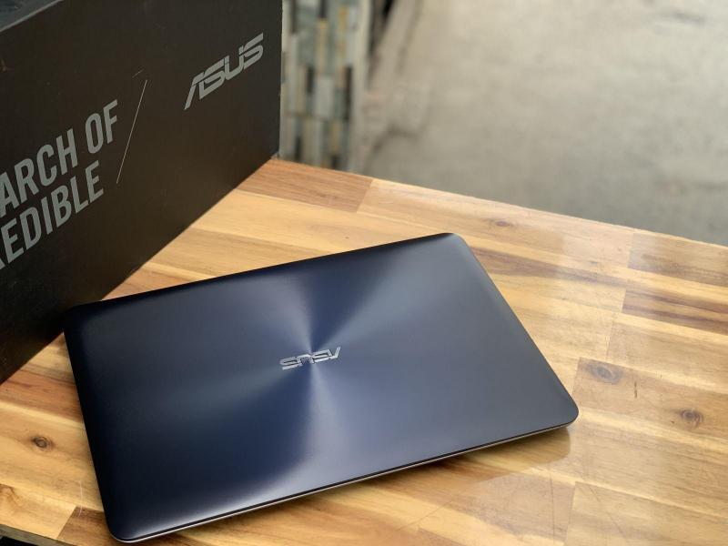 Laptop Asus A556UR, I5 6198DU 4G SSD128 Vga 930MX 2G Full HD Full Box Giá rẻ