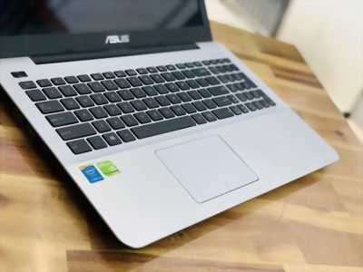 Laptop Asus X555LF, i3 4005U 4G 500G Vga GT930M 2G Đẹp zin 100% Giá rẻ