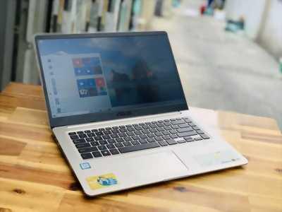 Laptop Asus Vivobook S510UA, i3 7100U 4G SSD128 Full HD Đèn phím Viền mỏng Vân Tay Giá rẻ