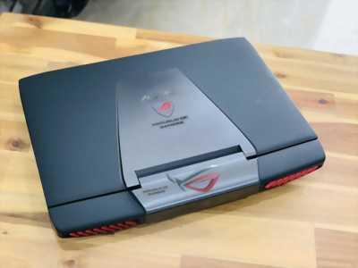Laptop Asus Rog G751JT, i7 4710HQ 16G SSD128+1T Vga GTX970M 3G Full HD 17inch Đẹp Keng giá rẻ