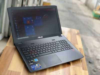 Laptop Asus Rog GL552JX, i5 4200H 8G SSD240 Vga rời GTX950M 4G LED đỏ Full Box Giá rẻ