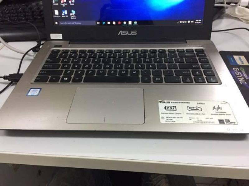 Asus A456U WX034D còn bảo hành 16 tháng